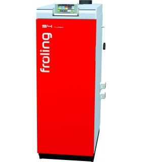 Caldera de gasificación leña Froling S4
