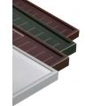 Módulo fotovoltaico para montaje en vertical (varios colores)