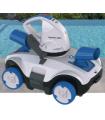 Limpia fondos piscina eléctrico autónomo HAYWARD AQUAVAC 250 Li