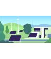 Energía eléctrica limpia con Certificación de origen